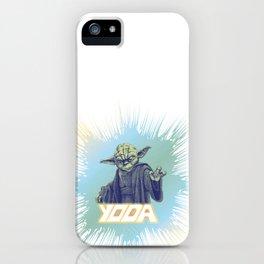 Yoda I am! iPhone Case