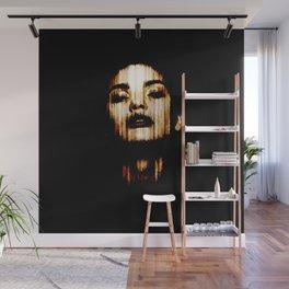 Women from the dark Wall Mural