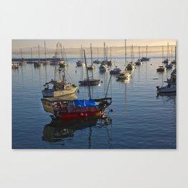 Monterey Morning Canvas Print