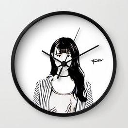 """Wook"" Wall Clock"