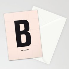 some character 002 Stationery Cards
