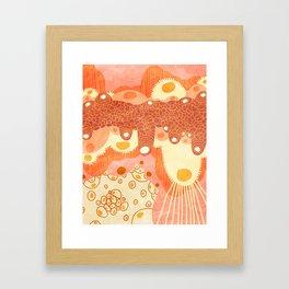 August 19 Framed Art Print