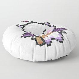 Moogle Pixel Floor Pillow