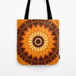 Mandala egypt sun no. 2 Tote Bag