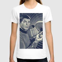 Leonard Nimoy, Actor T-shirt