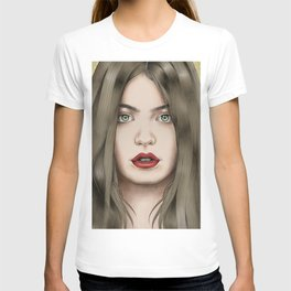 The eyes are the mirror of the soul T-shirt