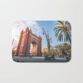 Arc de riomf Barcelona Bath Mat