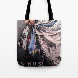 Eris - Into the Folds and Fabric of Time Tote Bag