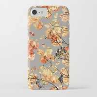 quilt iPhone & iPod Cases featuring Dogwood Quilt by Olivia Joy StClaire