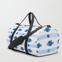 AFE Blue Fish Duffle Bag