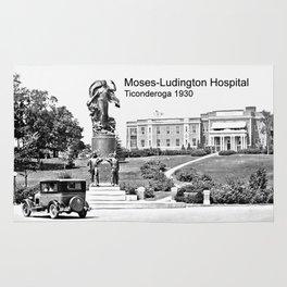 Moses-Ludington Hospital 1930 Rug