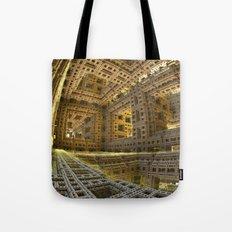 November City Tote Bag