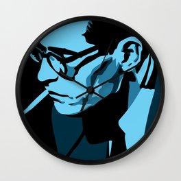 Bill Evans Wall Clock