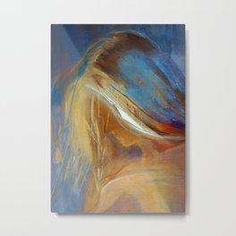 "''Sunshower"" by Diana Grigoryeva/Fragment Metal Print"