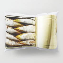 Sardines in Tin Can Pillow Sham