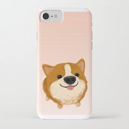 Corgi [boop the snoot!] iPhone Case