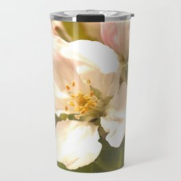 Apple Blossoms #decor #society6 Travel Mug