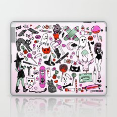 CREEPY CRUISERS Laptop & iPad Skin