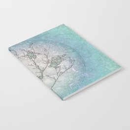 Serenity Blue Notebook