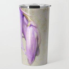Pale Blue Travel Mug