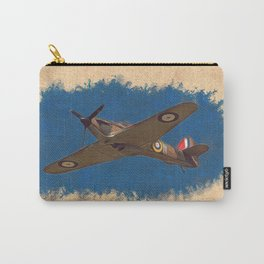 Hawker Hurricane WWII Fighter Carry-All Pouch