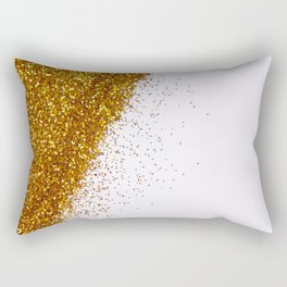 My Favorite Color II (NOT REAL GLITTER) Rectangular Pillow