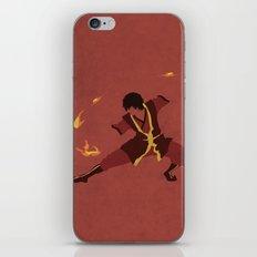 Zuko iPhone & iPod Skin
