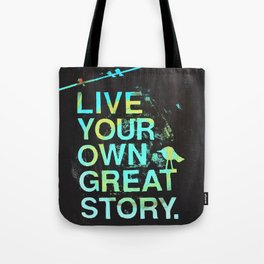 GREAT STORY Tote Bag