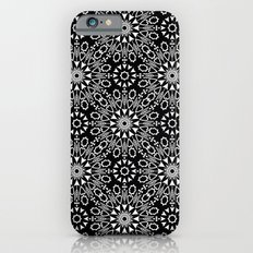 Oriental, ornament, black and white. iPhone 6s Slim Case