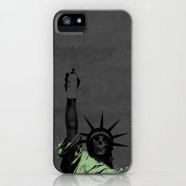 Liberté iPhone Case