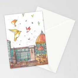 Colors Of Florence Stationery Cards