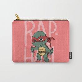 TMNT: Raphael (Cute & Dangerous) Carry-All Pouch