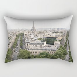 Je T'aime Rectangular Pillow
