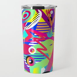 Bomb of Color Travel Mug