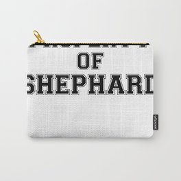 Property of SHEPHARD Carry-All Pouch