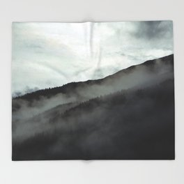Inversion Throw Blanket