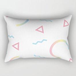 confetti to forgetti your regretti Rectangular Pillow