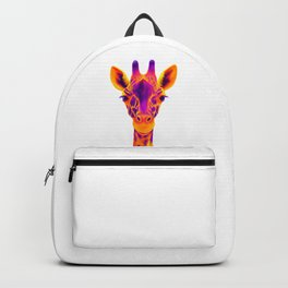 Tina the Giraffe Backpack