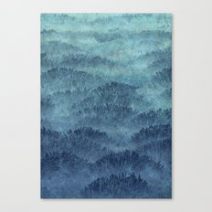 Eastern Hills Canvas Print