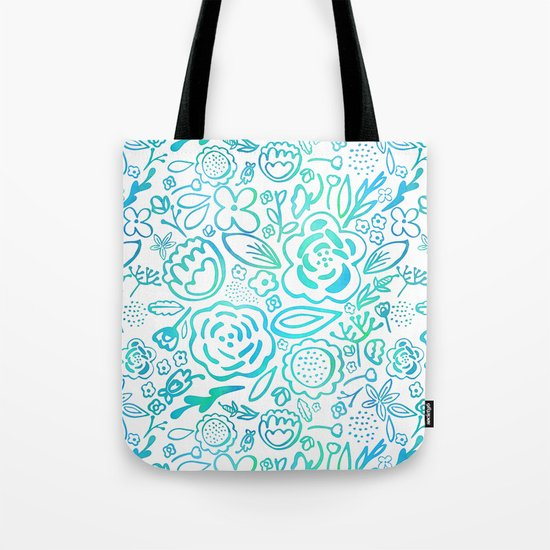 A Profusion of Flowers II Tote Bag
