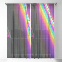 Allegory Sheer Curtain