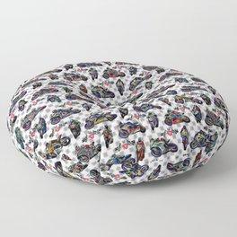 Bikes 2020 Floor Pillow