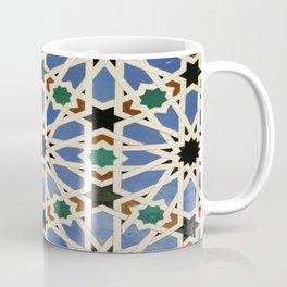 Oriental ceramic tiles Coffee Mug