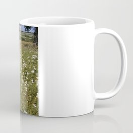 Path of Daisies Coffee Mug