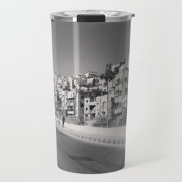 جبل القصور (Hill of Castles)  Travel Mug