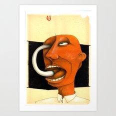 hypochondriac... Art Print