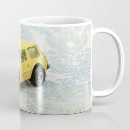 Yellow Hot Wheels Packin' Pacer 1977 Coffee Mug