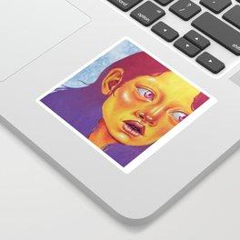 Incandescence Sticker