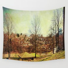 Hometown Wall Tapestry