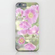 Hollyhocks iPhone 6s Slim Case